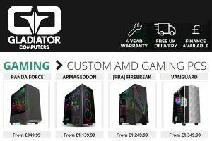 Custom AMD Gaming PC