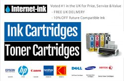 Toner Ink Cartridge UK