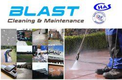 Blast Contractors Leeds
