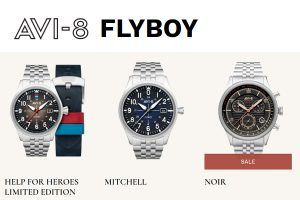 AVI-8 Flyboy Automatic Watch