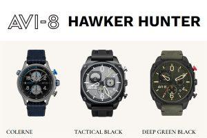 AVI-8 HAWKER HUNTER