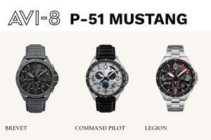 AVI-8 P-51 Mustang Watch
