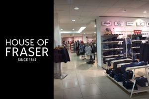 House of Fraser Meadowhall