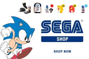SEGA Shop UK Shop Now