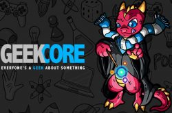 GeekCore Merchandise UK