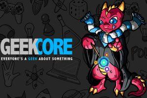 GeekCore Merchandise UK