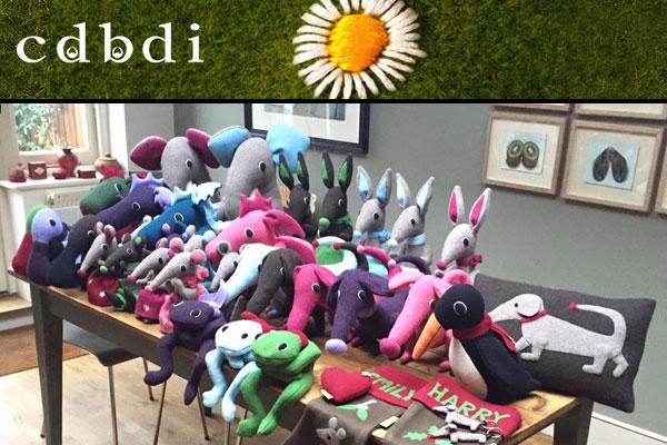 CDBDI Toys UK - Soft Toys Made in UK
