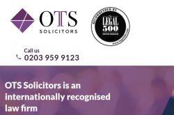 OTS Solicitors London