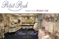 Petit Posh at Mischiefkids for Christening